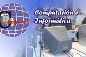 Carrera Profesional de Computación e Informática