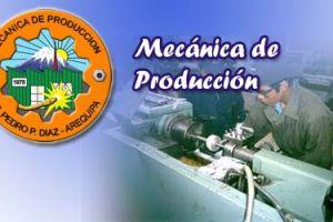 Carrera Profesional de Mecánica de Producción